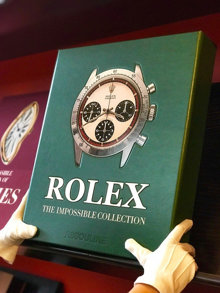 Rolex: The Impossible Collection (part of the Ultimate Collection).