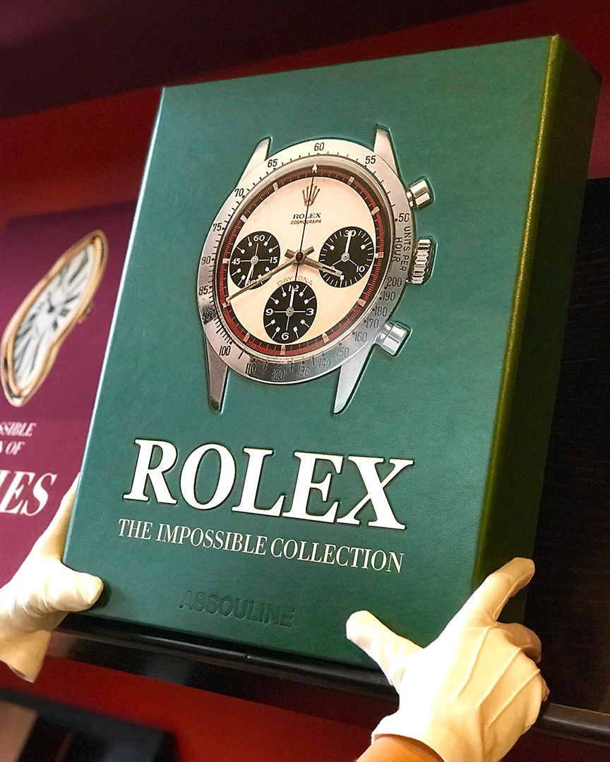 """""""Rolex: The Impossible Collection"""" at Assouline Bal Harbour."""