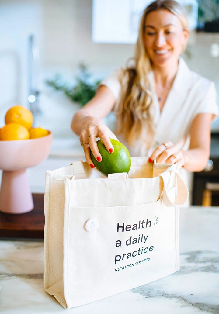 By learning the science of nutrition and honoring the fundamental pillars of our health (i.e., mental, emotional, spiritual), we design a mindful way of nourishing ourselves that's sustainable, aligned and joyful.