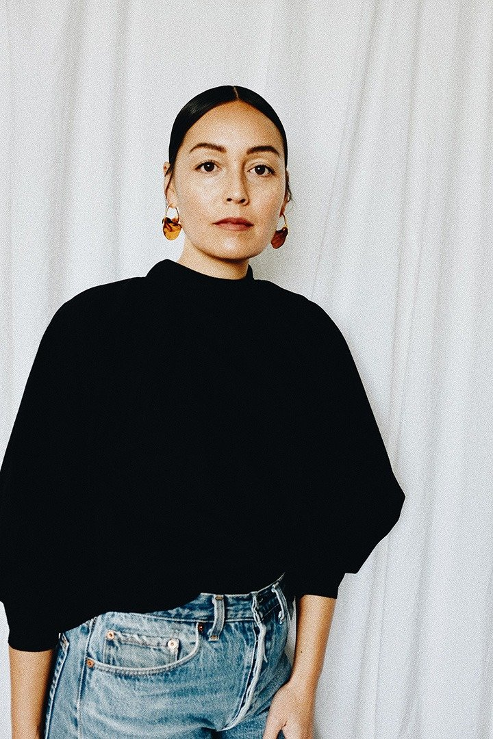 New York City-based stylist, creative director and brand image consultant Rachael Wang.