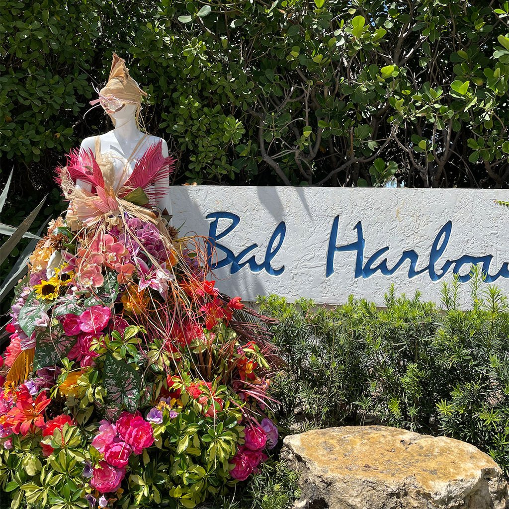 South Entrance Bal Harbour Village mannequin by Designs by LRH