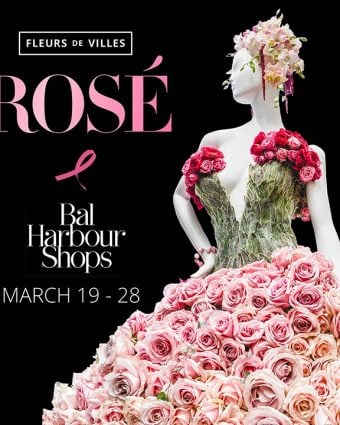 For the most up to date Fleurs de Villes ROSÉ event details, and to reserve your spot in our Level Three Jardin Atelier workshops, click here.