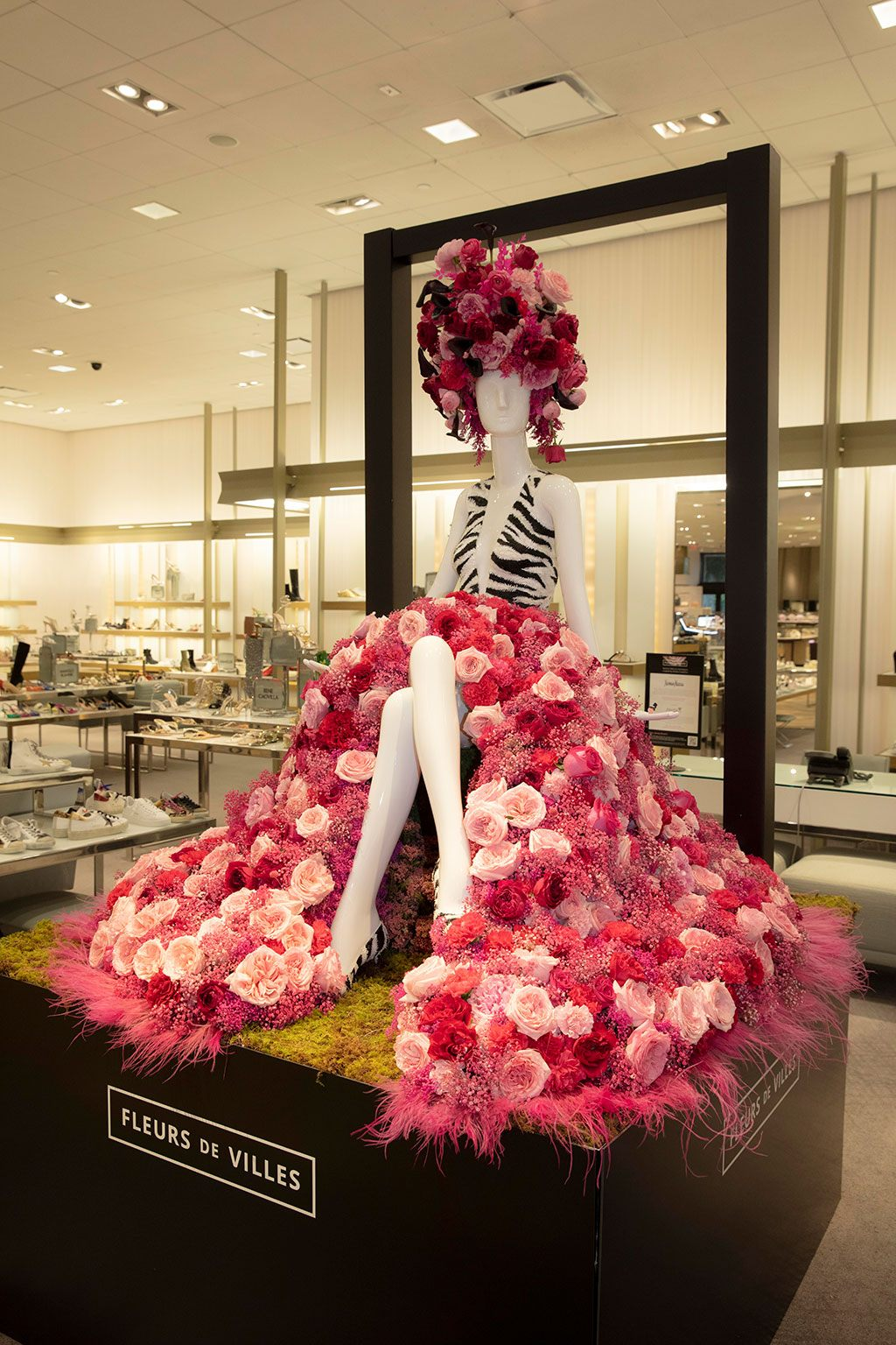 Neiman Marcus Mannequin Created by Aniska Creations. Photo by Theodora Richter