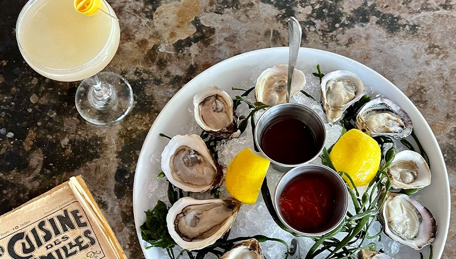 Le Zoo Oysters