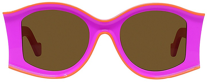Loewe sunglasses, available at The Webster