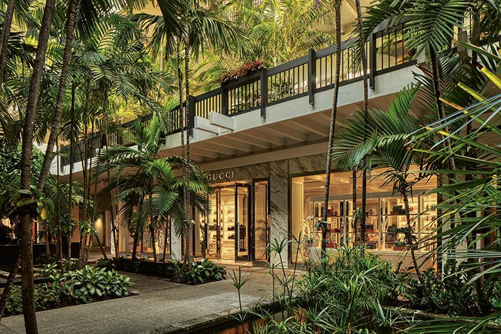 Gucci at Bal Harbour Shops