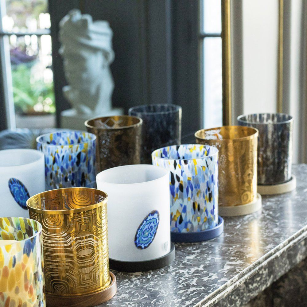 diptyque candleholders